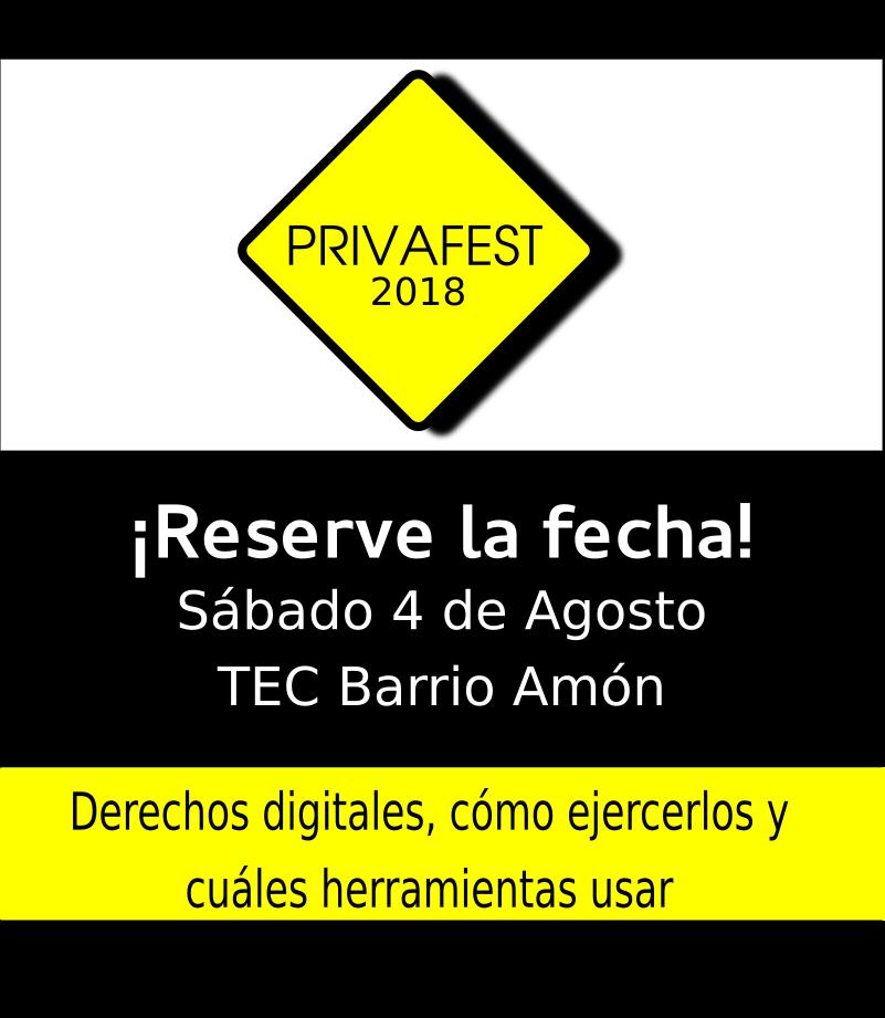 Privafest se realizará el sábado 4 de agosto de 2018